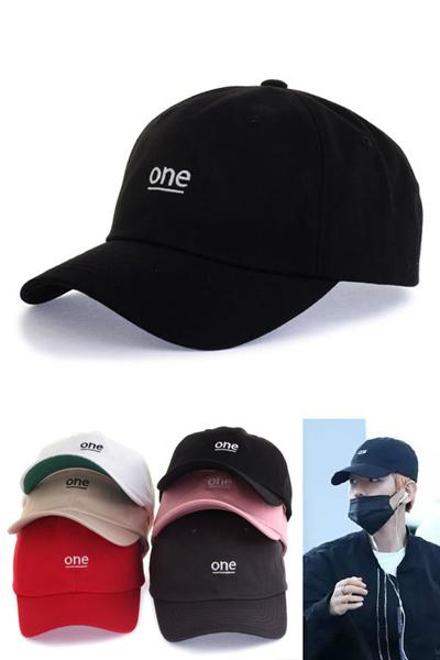 8c8b8d4a77ee Qoo10 - one Baseball Caps : Fashion Accessories