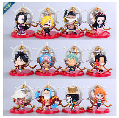 One Piece One Piece Road Fly animation model doll toy doll ornaments dolls  advance the New World version
