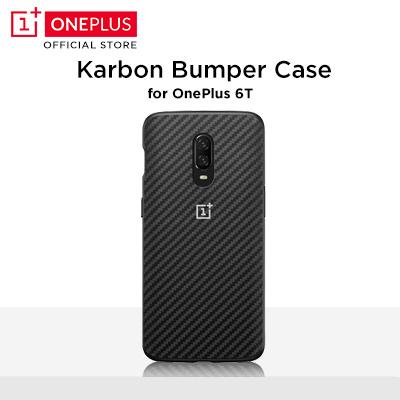 Qoo10 - OnePlus 6T Karbon Bumper Case : Mobile Accessories