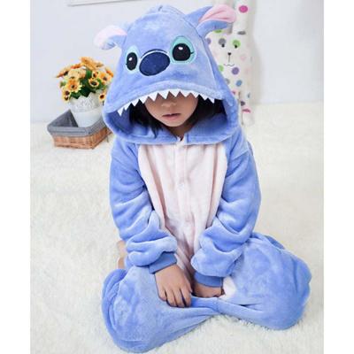 100% de garantía de satisfacción último descuento gran variedad de estilos Onesie Kinderen Stitch Overalls Jumpsuit Kids Pijama Children Animal  Cosplay Costume Kigurumi Onesie