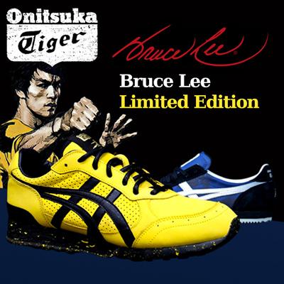 promo code 73fdb 76b33 Qoo10 - 【Onitsuka Tiger 李小龍限量聯名鞋款 】Bruce Lee ...