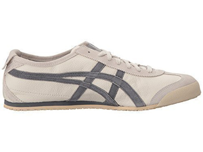 huge discount baea8 5e777 Onitsuka Tiger by Asics Unisex Mexico 66 VIN Birch/Carbon Mens 4, Womens  5.5 Medium