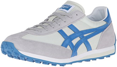 new styles 04082 81cfb Onitsuka Tiger Mens EDR 78 Fashion Sneaker, Icicle/Classic Blue, 8.5 M US