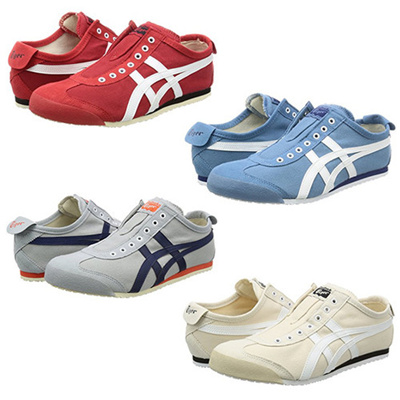 reputable site fee84 bbb3c Qoo10 - Onitsuka Tiger Mexico 66 Slip-on (Blue Heaven True ...