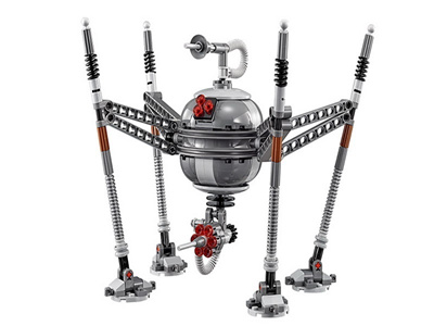 online 05025 LEPIN Star Wars 7 Homing Spider Droid Model Building Blocks Classic Enlighten Figure To