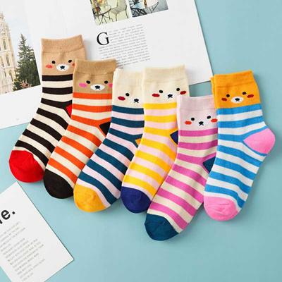Boys Christmas Socks.Online 1pair Kids Socks 2019 New Cotton Cartoon Soft Sock For Girls Children Boys Christmas Skarpetk