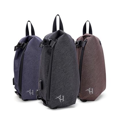 online ARCTIC HUNTER Brand Chest Bag Crossbody Bags for Men Messenger USB  Charge Waterproof Nylon Ca 35662c0c70eaf