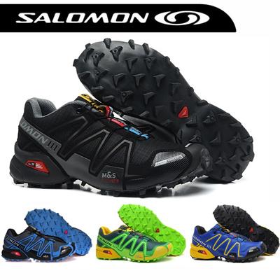 économiser 3f3e5 25d1b online Salomon Speedcross 3 CS Men s Outdoor Shoes Breathable solomon  Running Athletic Zapatillas Ho