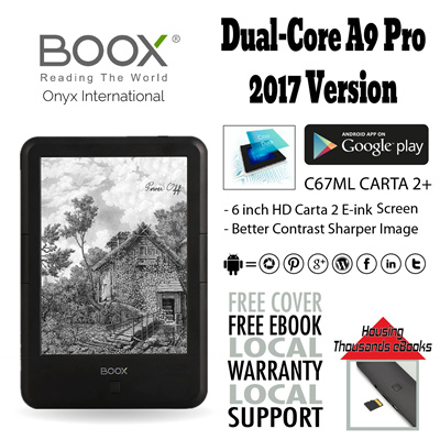 Qoo10 c67ml carta 2 reader mobile devices onyx boox ebook reader c67ml carta 2 plus e ink 8g wifi android 422 fandeluxe Image collections