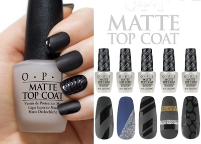 opi matte top coat qoo10 opi matte top coat t35 transforms your glossy 30593