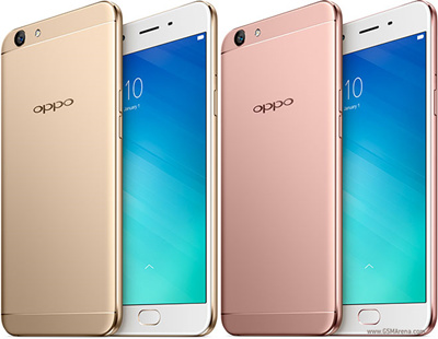 2017 New Model Oppo F1S 4GB RAM 64GB Internal Memory 5.5 Inches Free 16GB  Micro SD