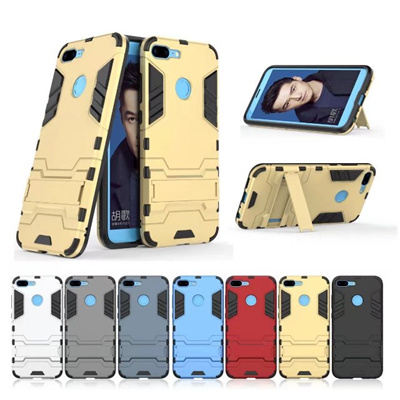 Oppo A73/F5 Shockproof Cover Case + Stand 24372