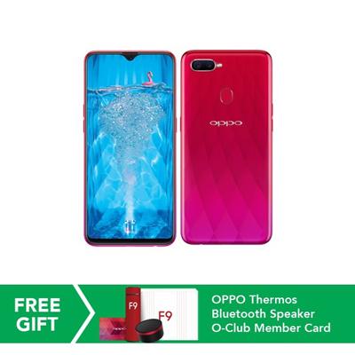 OPPO Malaysia(PRE-ORDER) Oppo F9 (Twilight Blue/Sunrise Red) 6GB RAM+ 64GB  ROM (ETA 30 Aug  2018)