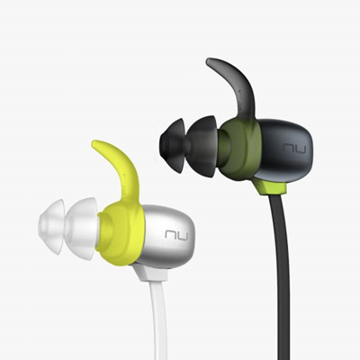 1d5444e3efe Optoma Nuforce Be Sport4 Graphene Hi-Res Wireless Sports Bluetooth Earphones