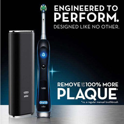 Qoo10 - Oral-B∝ Black 7000 Electric Toothbrush with Smart Guide for Oral-B    Household   Bedding c43419b24cd88