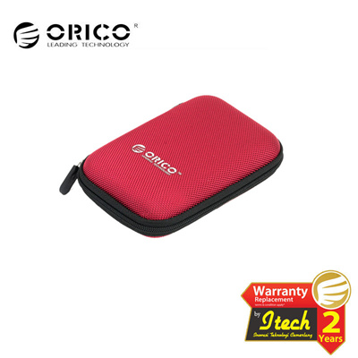 ORICO PHD-25 2.5inch HDD and Gadget Protector - Merah