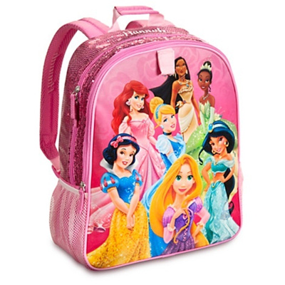 Qoo10 - Original from USA Disney Princess Backpack   School Bag   Kids  Fashion 72e1657614ba2