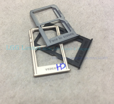 Original Oneplus 3 Three SIM Card Slot SD Card Tray Holder Adapter  Replacement Parts