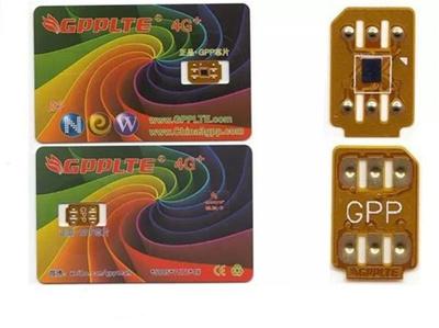 Original Updated Version NEW GPPLTE 4G+ Pro Neter Air Unlock Sim IPhone 7  6S Plus 5S 5 LTE IOS10 R S