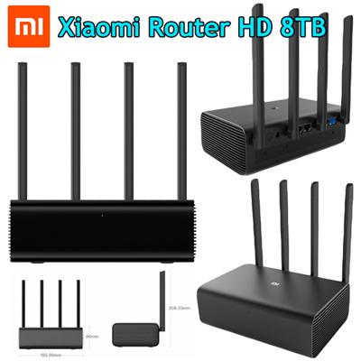 Original Xiaomi Mi Router HD 8TB 2533Mbps WIFI Wireless Router 1 4Ghz  Dual-Core Processor 2 4G/5G Wi