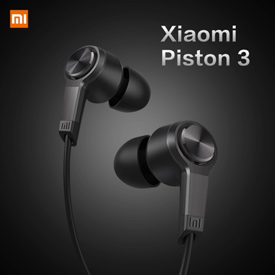 Qoo10 - Original Xiaomi Piston 3 Youth colorful Edition Earphone Stereo Music ... : Mobile Devices