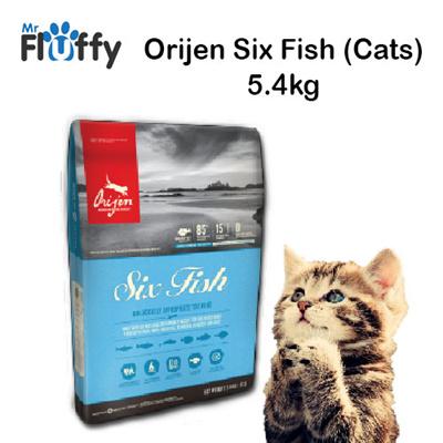 Qoo10 orijen six fish cat pet care for Orijen six fish cat food