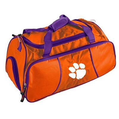 e9ed3ebeaa Qoo10 - (OS) Golf Accessories DIRECT FROM USA Orange Auburn University  Duffel ...   Sports Equipment