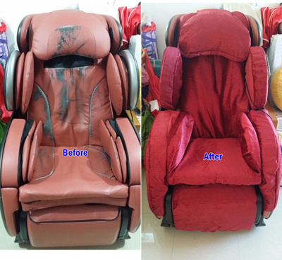 Superieur OSIM/OTO/Ogawa Massage Chair Cover