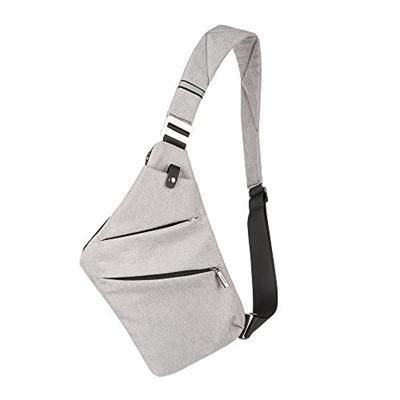 c6f38de27a10 OSOCE Sling Bag Chest Shoulder Backpack Crossbody Lightweight Casual Back  Pack Up to 7.8 Inch Tablet