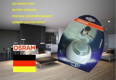 qoo10 osram sensor led lumiball battery operated 3 xaaa battery included furniture deco. Black Bedroom Furniture Sets. Home Design Ideas