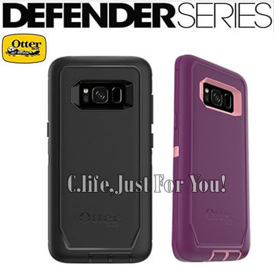 best service d7038 fe981 Otterbox Samsung GALAXY S8 S8+ DEFENDER SERIES CASE(SCREENLESS EDITION)