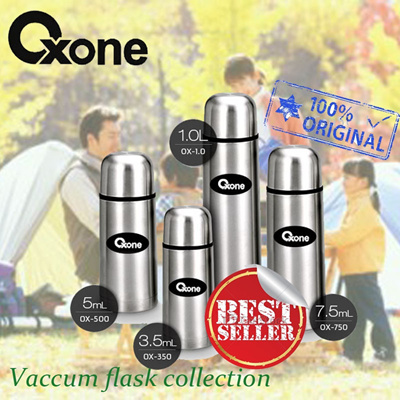[BEST SELLER]Oxone Vacuum Flask Thermos collection 350ml-500ml-750ml-1L