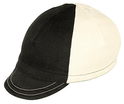 Pace Euro Brushed Twill Cycling Cap