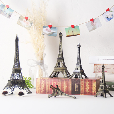 Qoo10 Package Mail Eiffel Tower Paris European Home Decor
