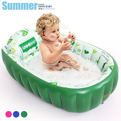 Package Mail Sensitive Large Inflatable Infant Tub Children Baby Newborn  Insulation Thickened Cold O