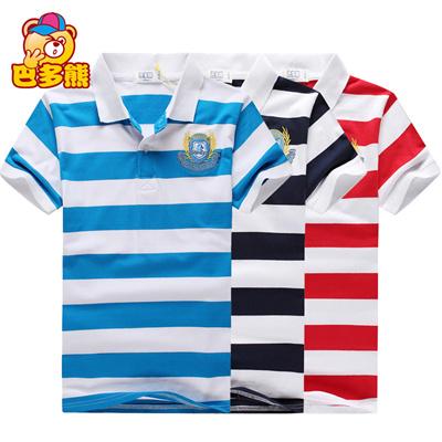 64f825e2 Qoo10 - Pakistan bear kids boys short sleeve t shirt cotton children' s  sum... : Kids Fashion