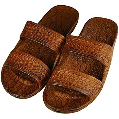 Qoo10 - Pali Hawaii Adult Classic Brown Jandals Sandals 6 USA Shipment     Men s Bags   Shoes fc40b91eb