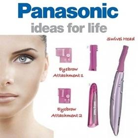 Panasonic Es2113pc Pivoting Head Facial Trimmer Pink Best Christmas