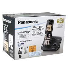 PANASONIC KX-TG3711BX