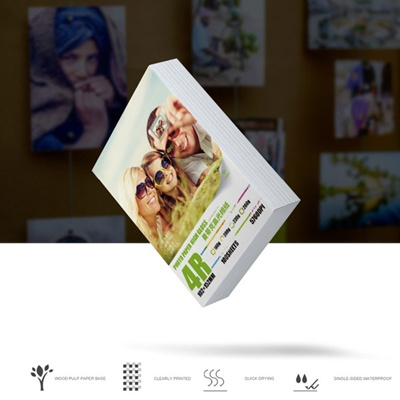 Paper For Inkjet Color Printer Photographic Paper Convenient Glossy  Printing Paper Printer Photo Pap