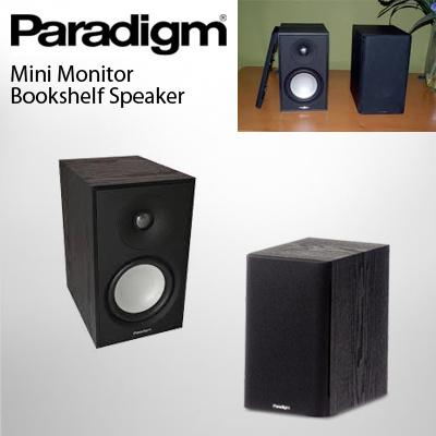 Paradigm Mini Monitor Bookshelf Speaker Each