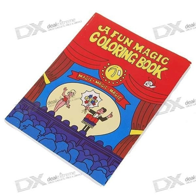 Old Fashioned Fun Magic Coloring Book Pictures - Coloring Page Ideas ...