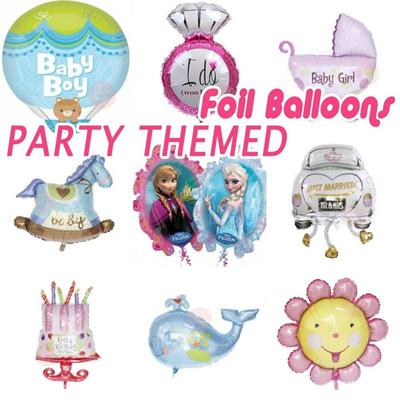 Qoo10 Party Theme Designer Foil BalloonJumboGiant Frozen