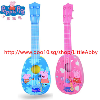 Qoo10 Peppa George Pig New Children Musical Instruments Toy