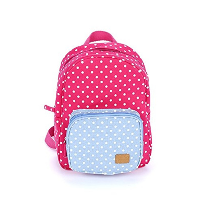Qoo10 - (Peppercorn Kids) Girls Mini Backpack-   Kids Fashion 263ba78267b79