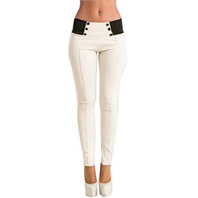 6de5047642f Qoo10 - (Perman) Perman Women Girls Skinny Stretch Pencil Pants Tights  Legging...   Women s Clothing