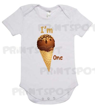 fb94370cf6d Qoo10 - Birthday Romper Tee   Baby   Maternity