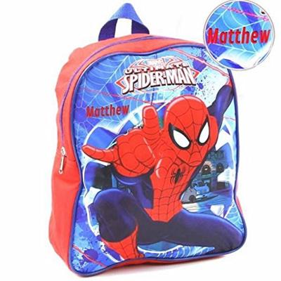 Qoo10 - Personalized Licensed Kids Mini Backpack - 12