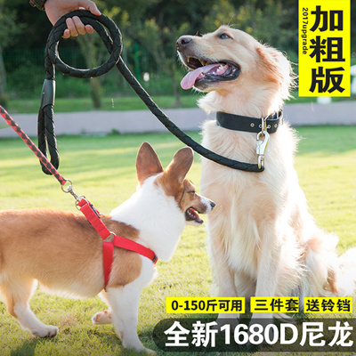 rope dog harness