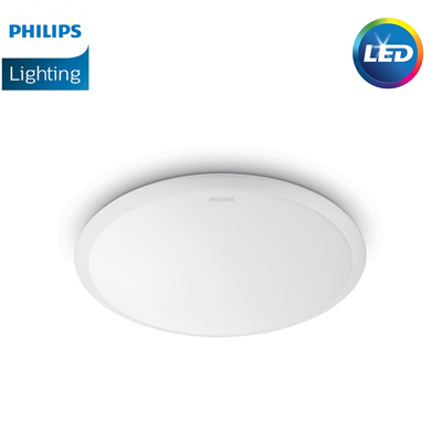 competitive price 30f3a 47df5 Philips LightingSet of 2 - Philips 33369 Moire LED ceiling light | Round |  10W 650lm